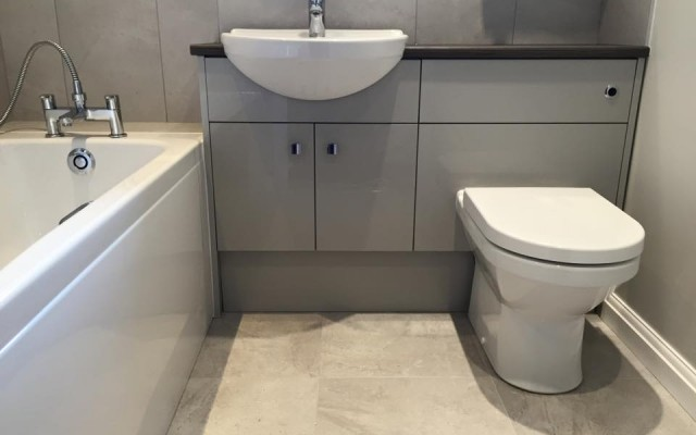 Bathroom Installation 20
